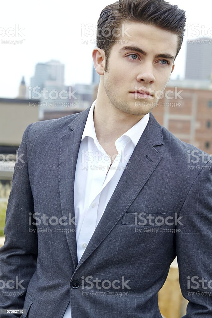Urban style and trends stock photo