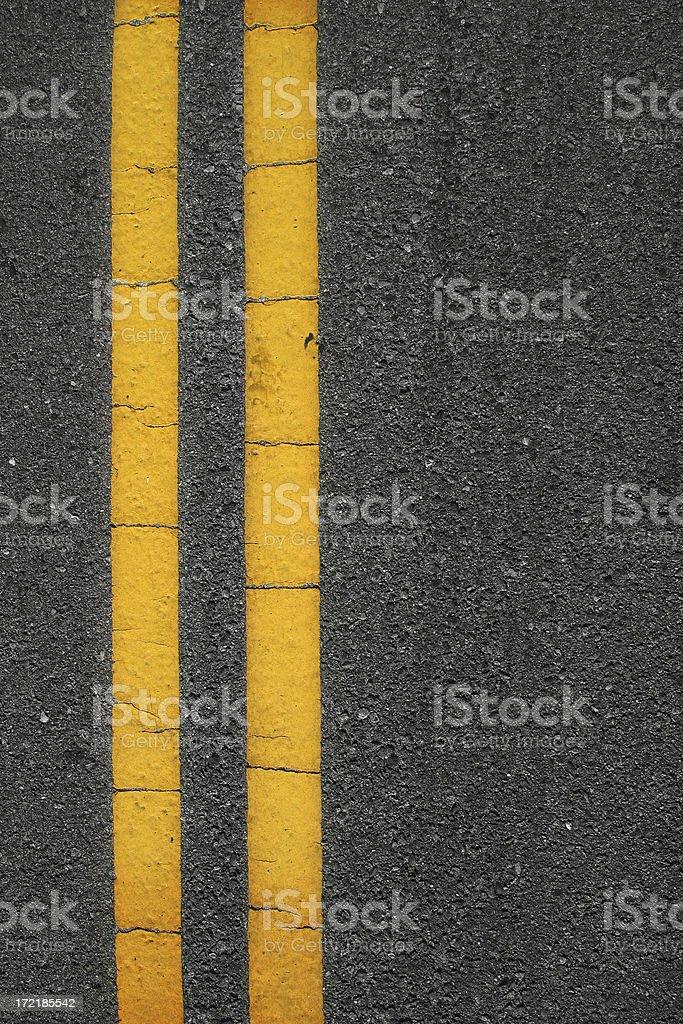 Urban Textures: Street stock photo