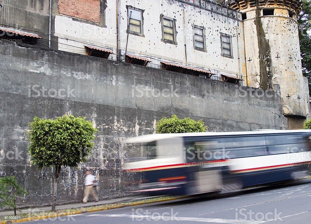 Urban Transport royalty-free stock photo
