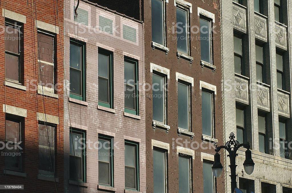 Urban Twilight royalty-free stock photo