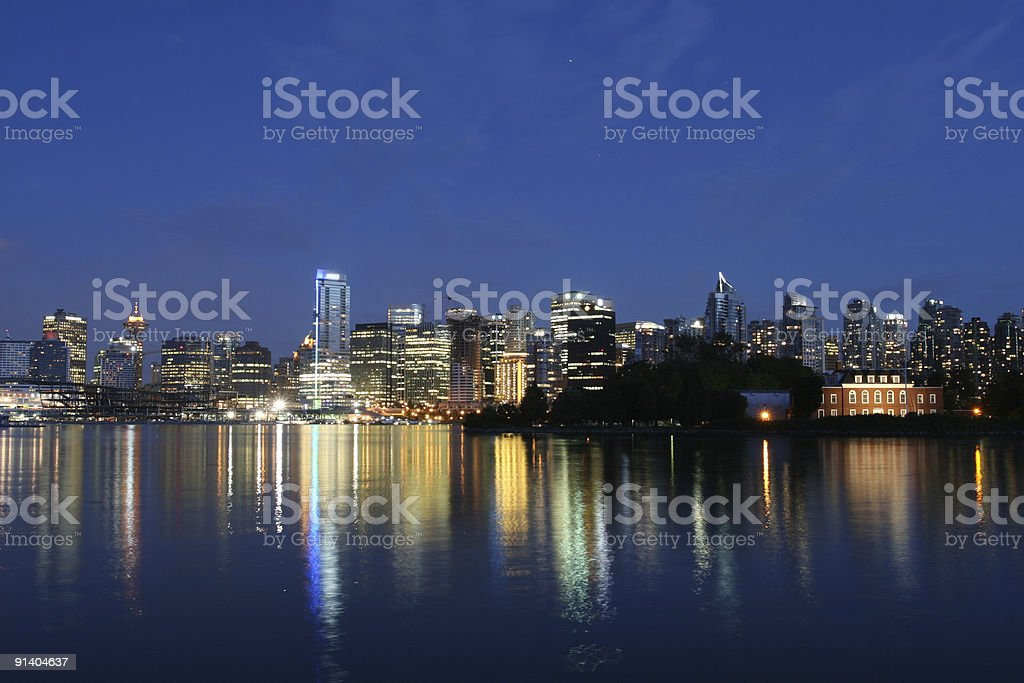 Urban Utopia royalty-free stock photo