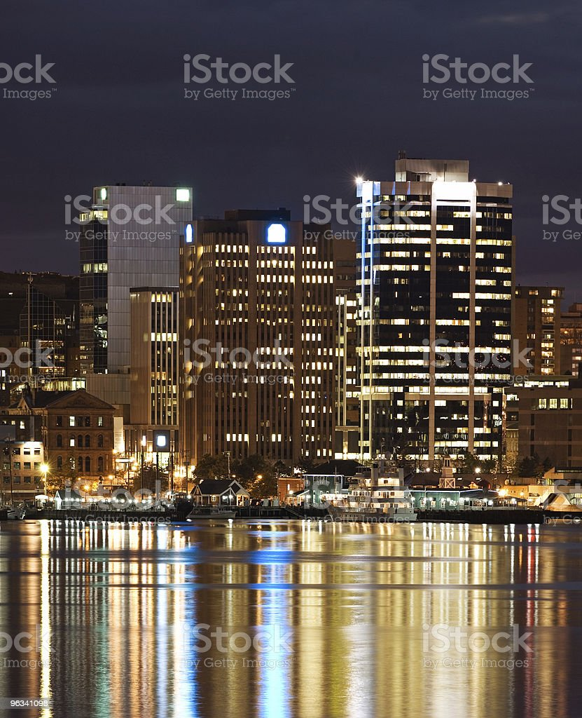 Urban View royalty-free stock photo