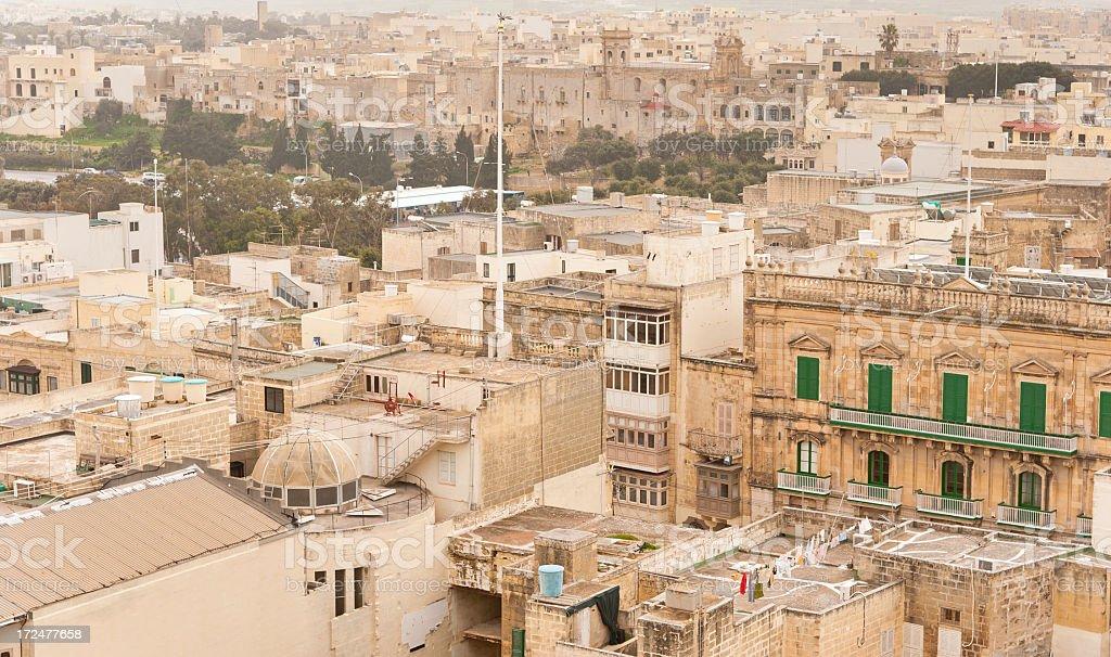 Urban Views royalty-free stock photo