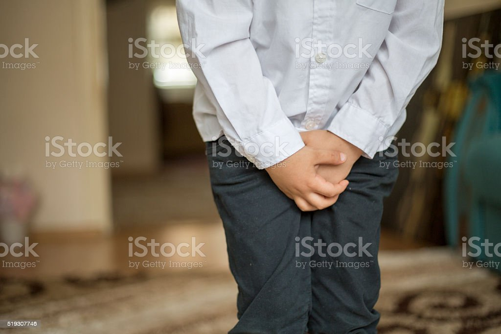 urinary problems stock photo
