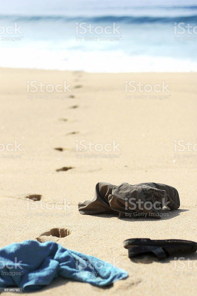 Urlaubsstimmung stock photo