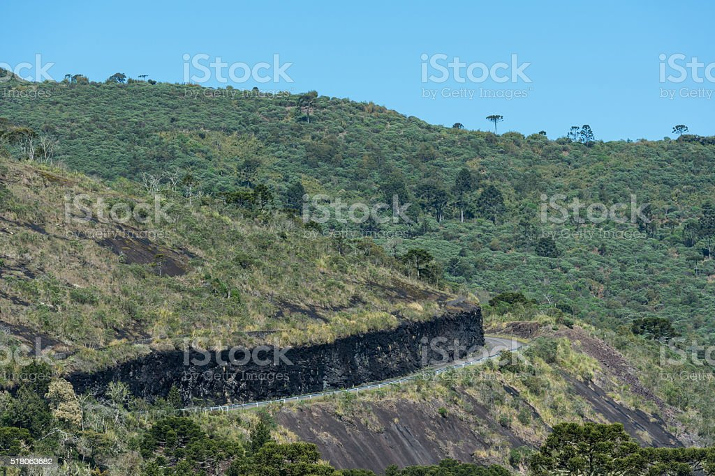 Urubici - Santa Catarina, Brazil stock photo