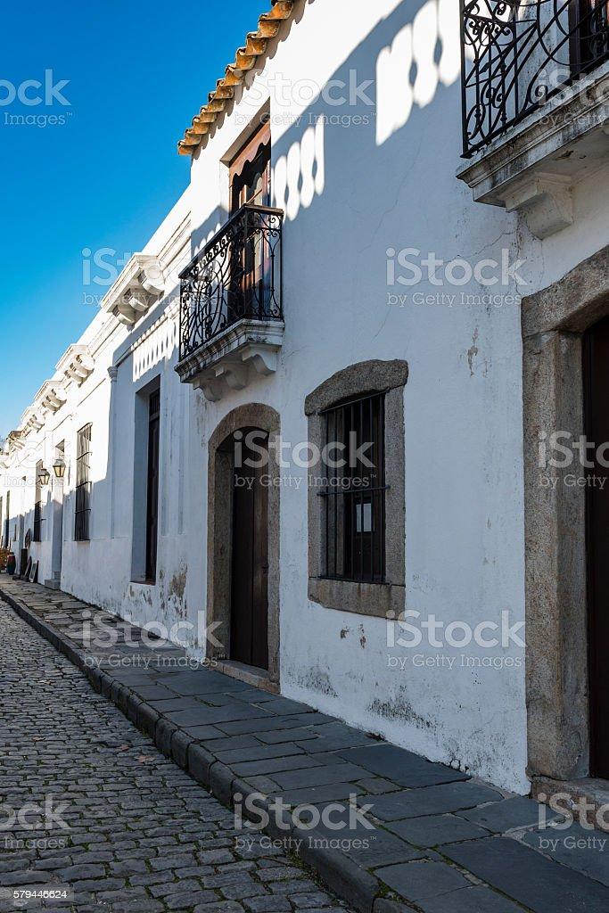 Uruguay - Colonia del Sacramento stock photo