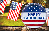 us badge button for labor day