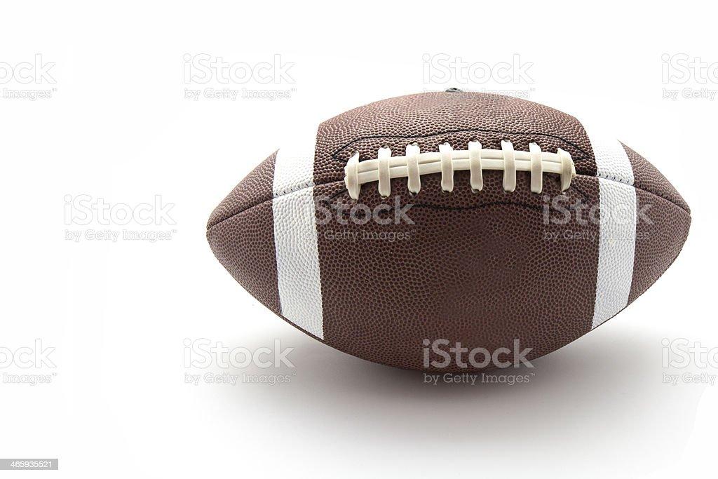 us football ball royalty-free stock photo