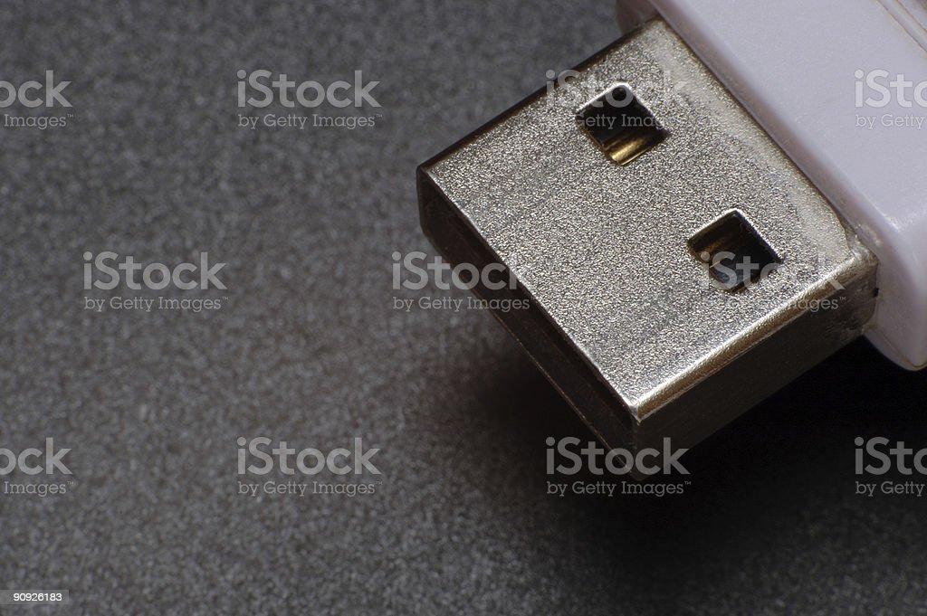 Usb Plug royalty-free stock photo