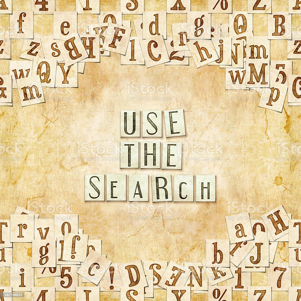 use the search stock photo