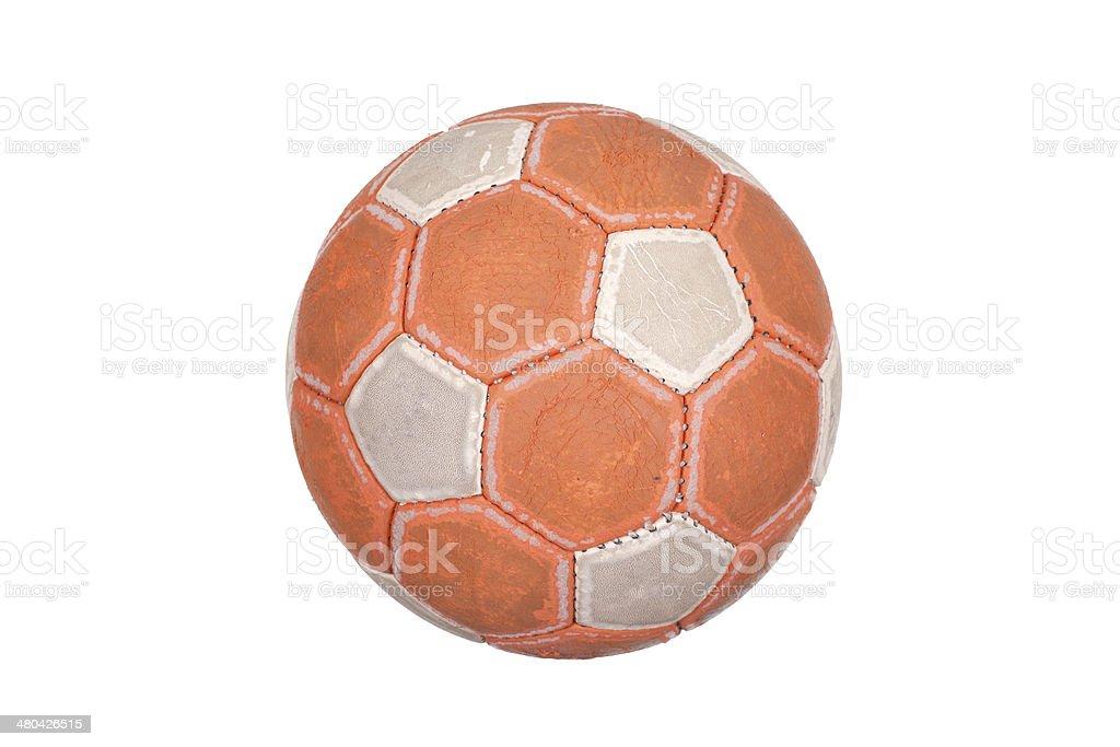 used handball stock photo