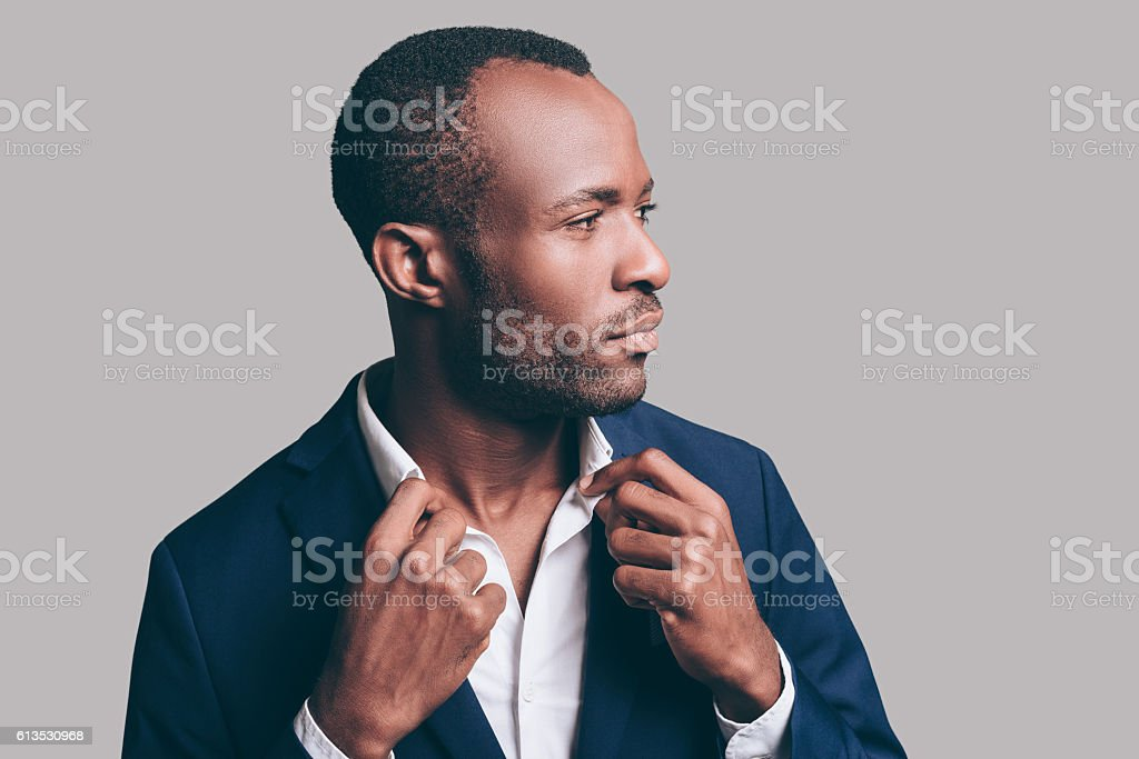 Used to look perfect. stock photo