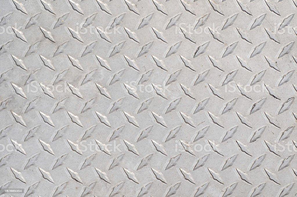 Used tread pattern stock photo