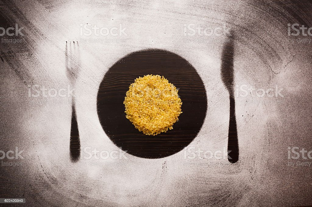 Useful food for vegetarians stock photo