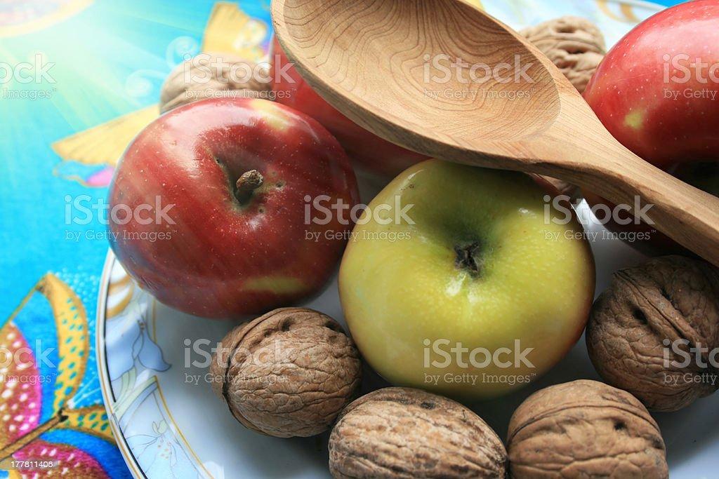 Useful food royalty-free stock photo