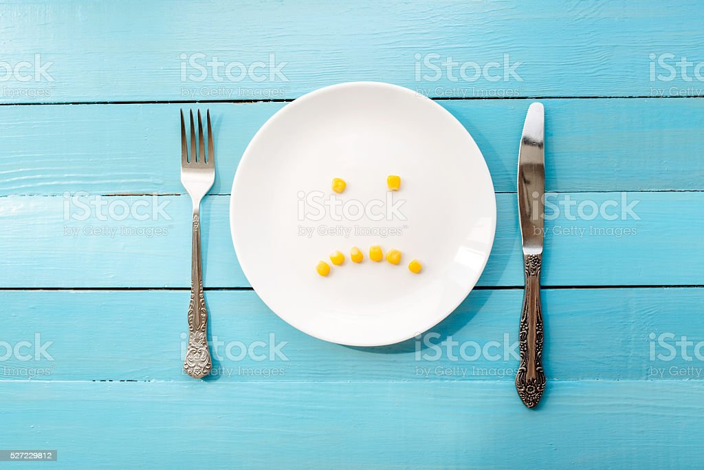 useful vegetables lie on a plate stock photo