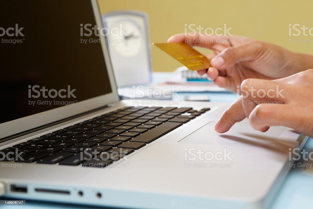Using e-commerce stock photo