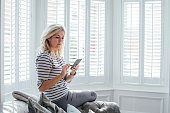 Using Smartphone at Home