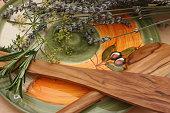 Ustensiles de Cuisine - Bois d'olivier