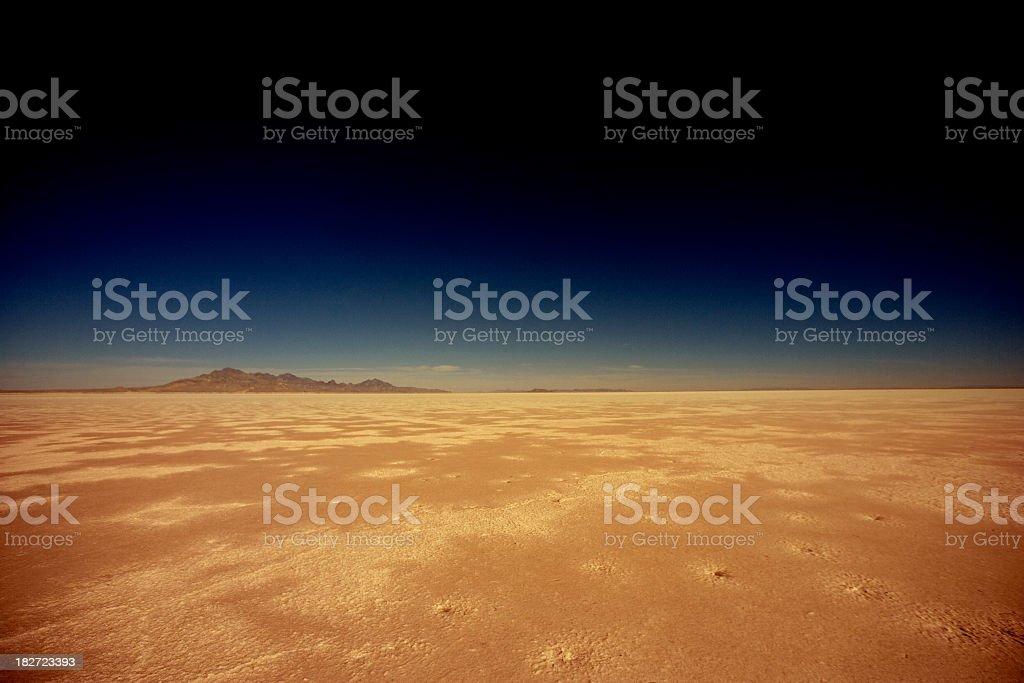 Utah Flats stock photo