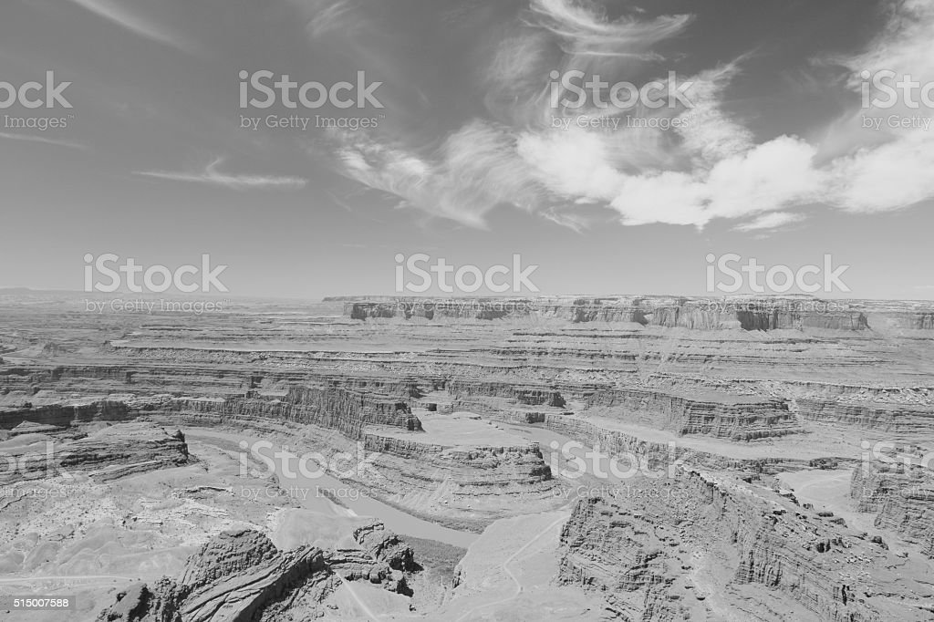 Utah landscape stock photo