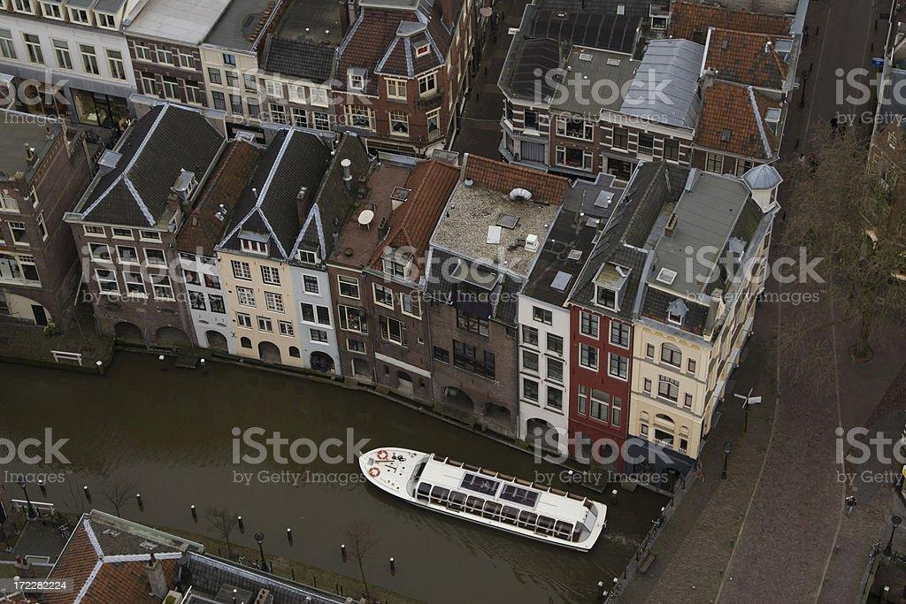 Utrecht, The Netherlands royalty-free stock photo