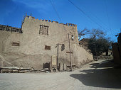 Uyghur Traditional Local-style Dwelling Houses