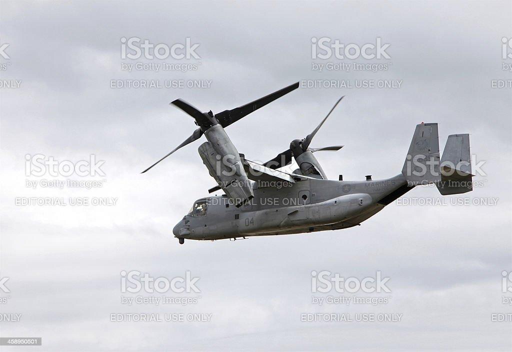 v-22 Osprey royalty-free stock photo