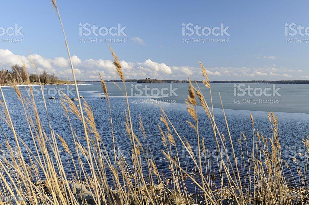 Vaasa, Finland stock photo