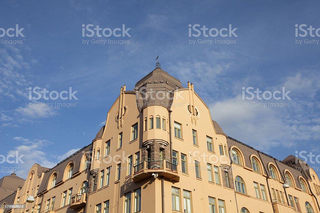 Vaasa stock photo