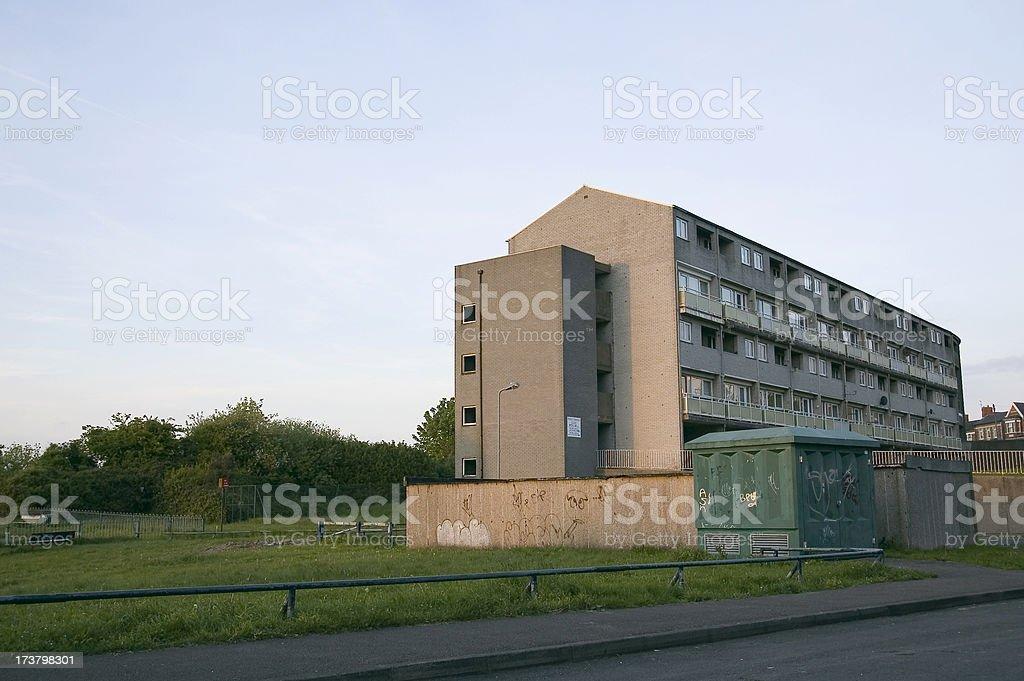 vacant flats royalty-free stock photo