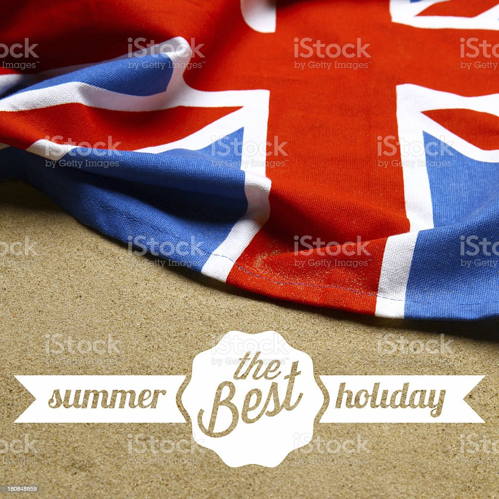Vacation background royalty-free stock photo