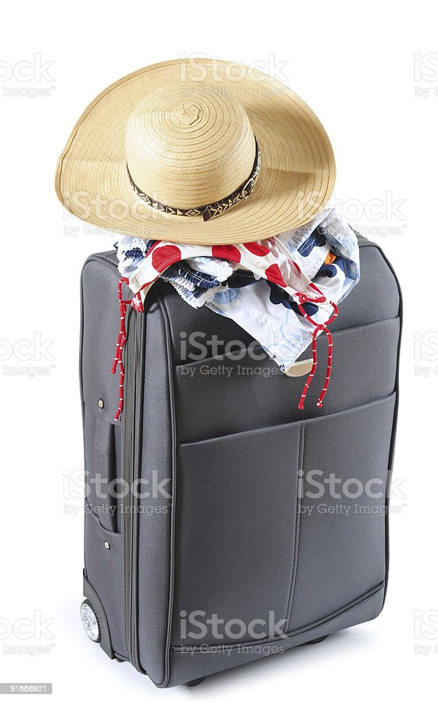 Vacation Concept. stock photo