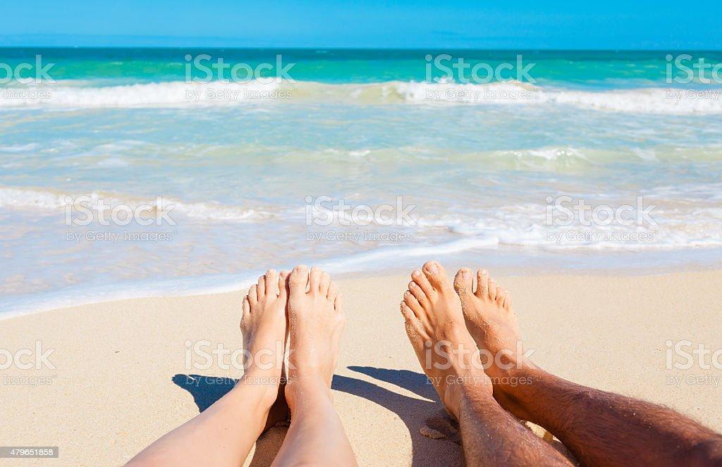 Vacation holidays concept stock photo