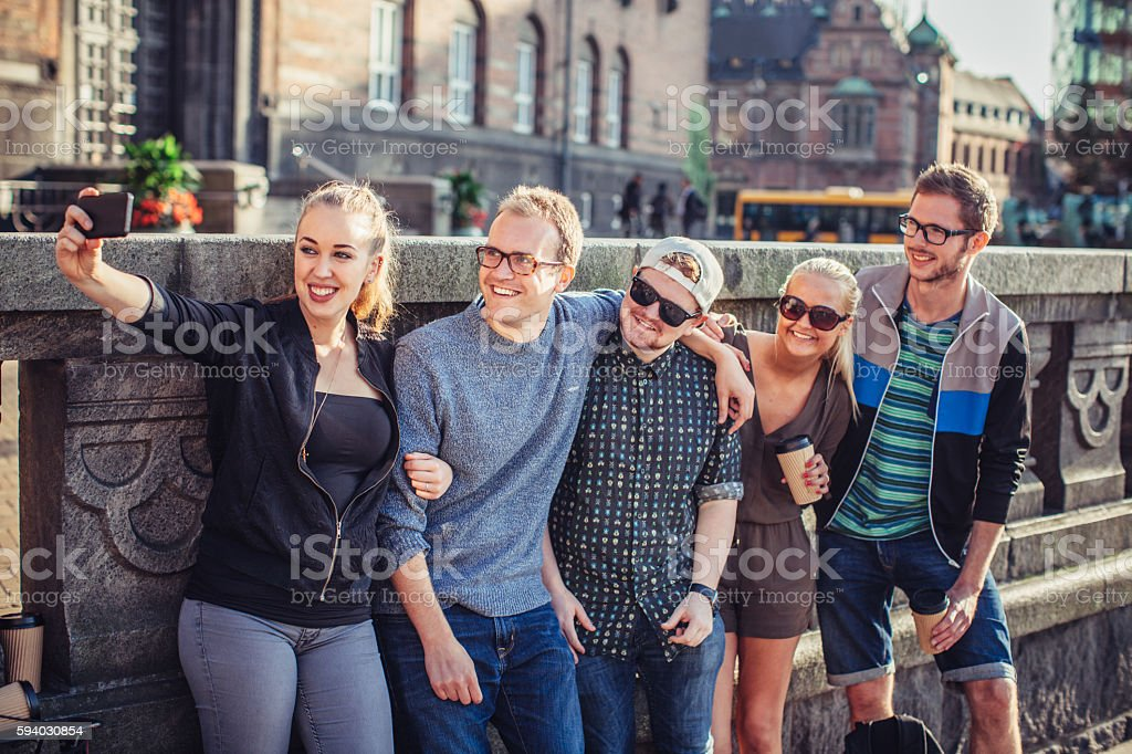 Vacation memories that will last a lifetime stock photo