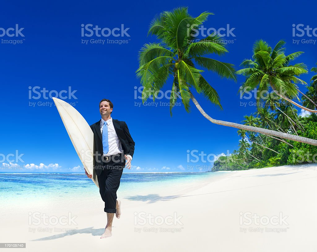Vacation royalty-free stock photo