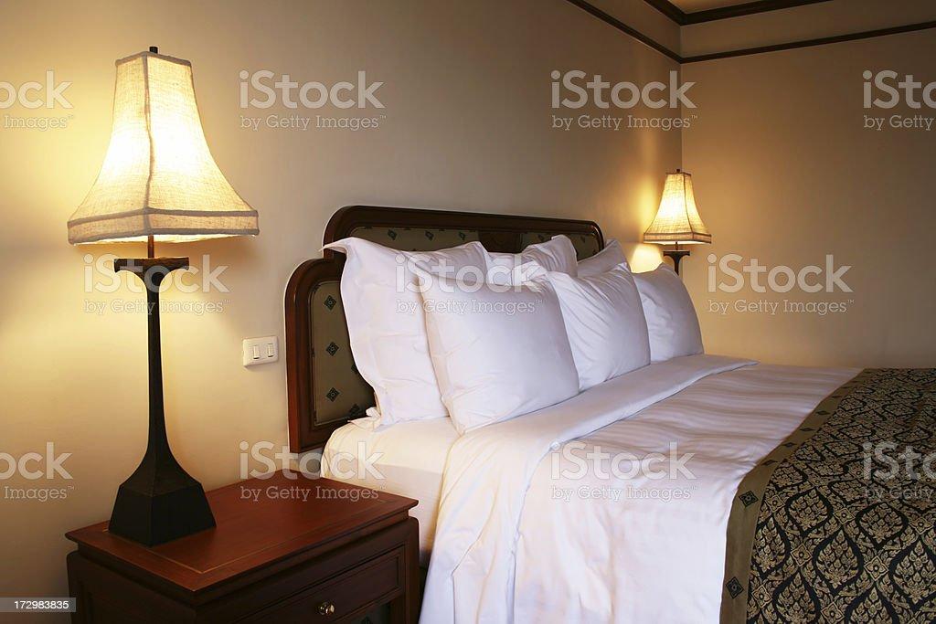 Vacation Room royalty-free stock photo