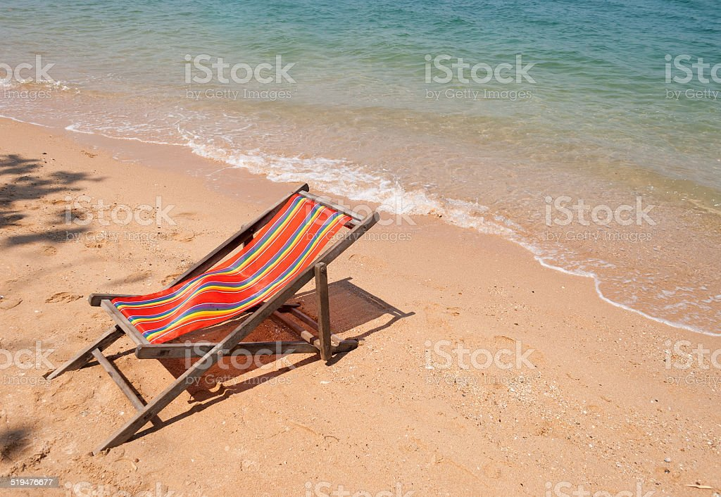 Vacation spent in tropical stock photo