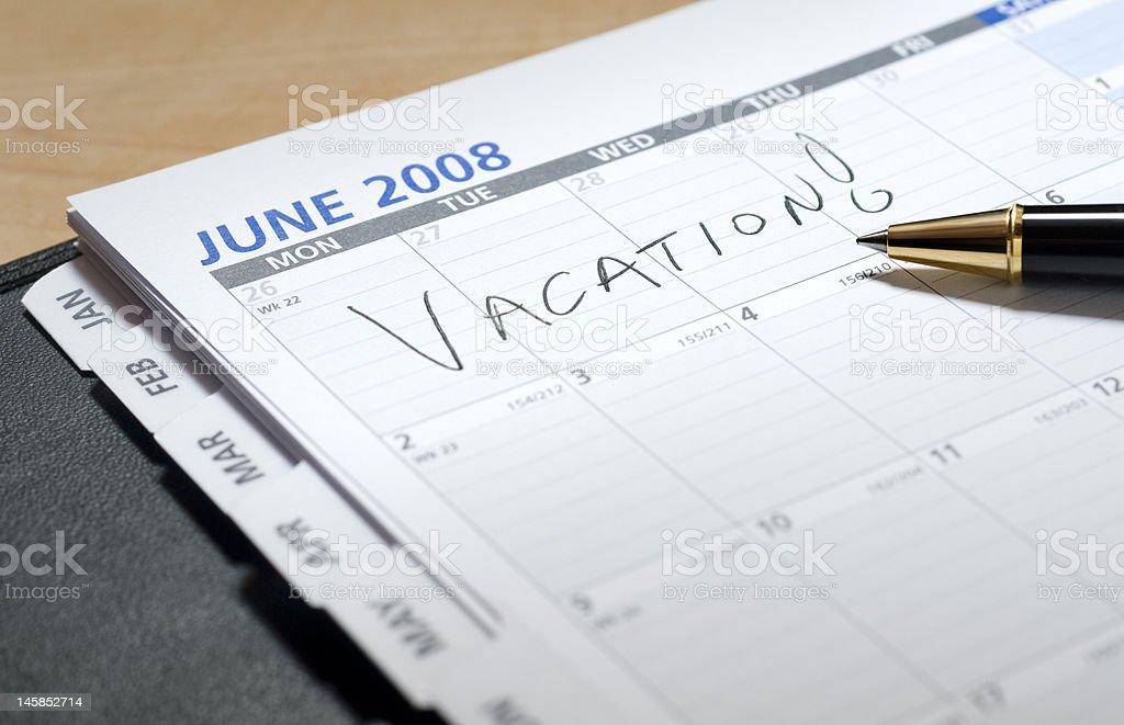 De vacances! photo libre de droits