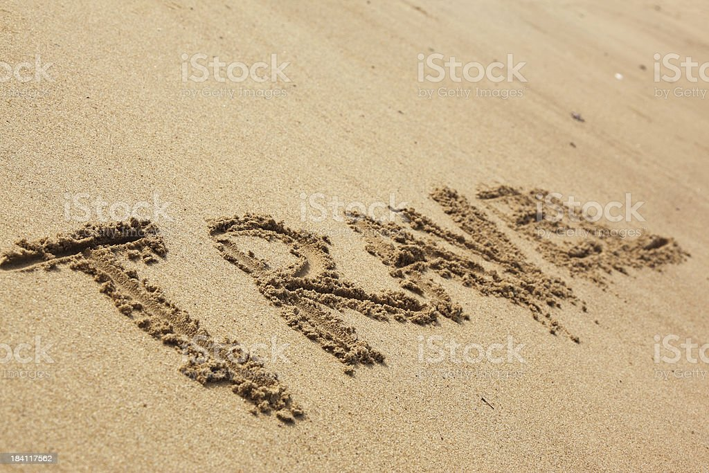 Vacation Travel stock photo
