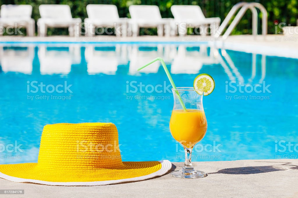 Vacations concept stock photo