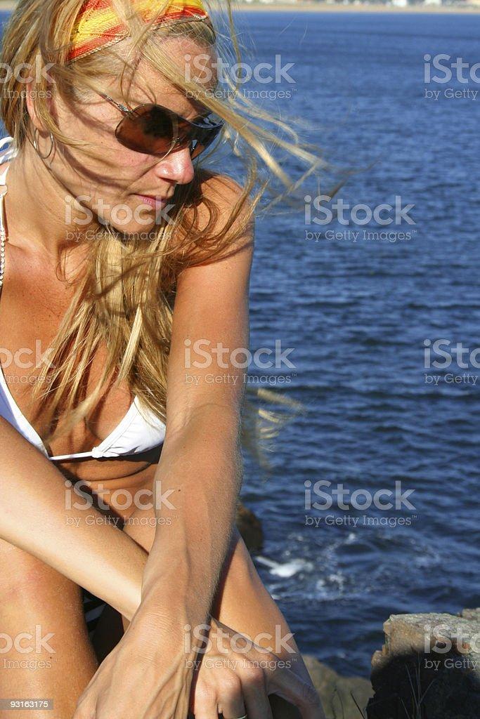 Vacations royalty-free stock photo