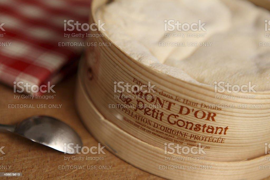 Vacherin Mont d'Or stock photo