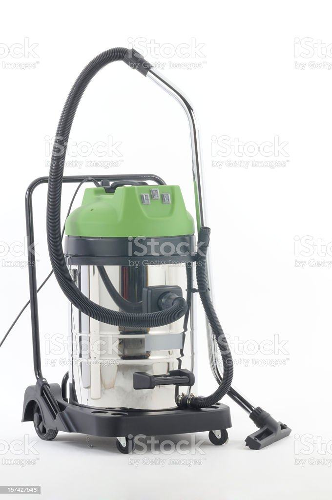 Vacuum Cleaner (Industrial) royalty-free stock photo