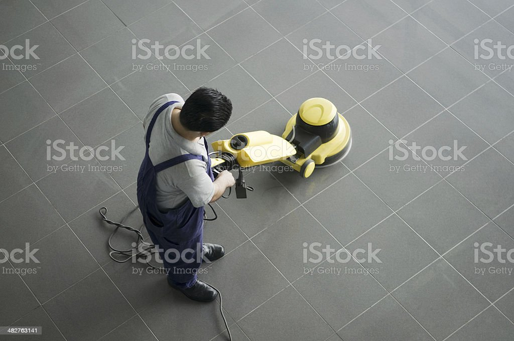 Vacum cleaner royalty-free stock photo