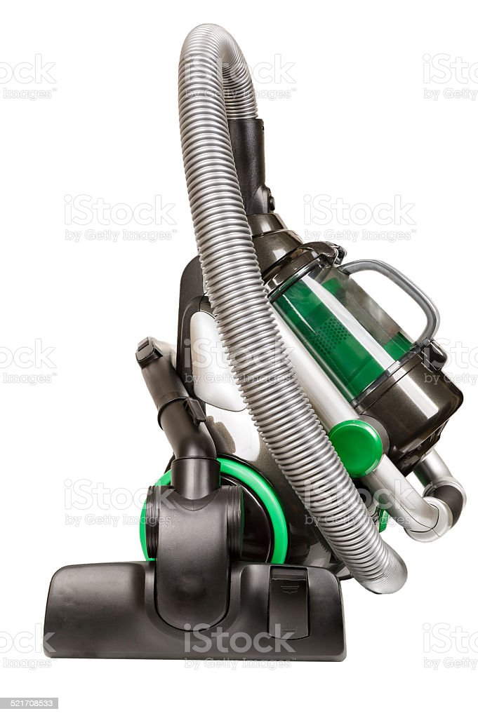 Vacuum cleaner stock photo