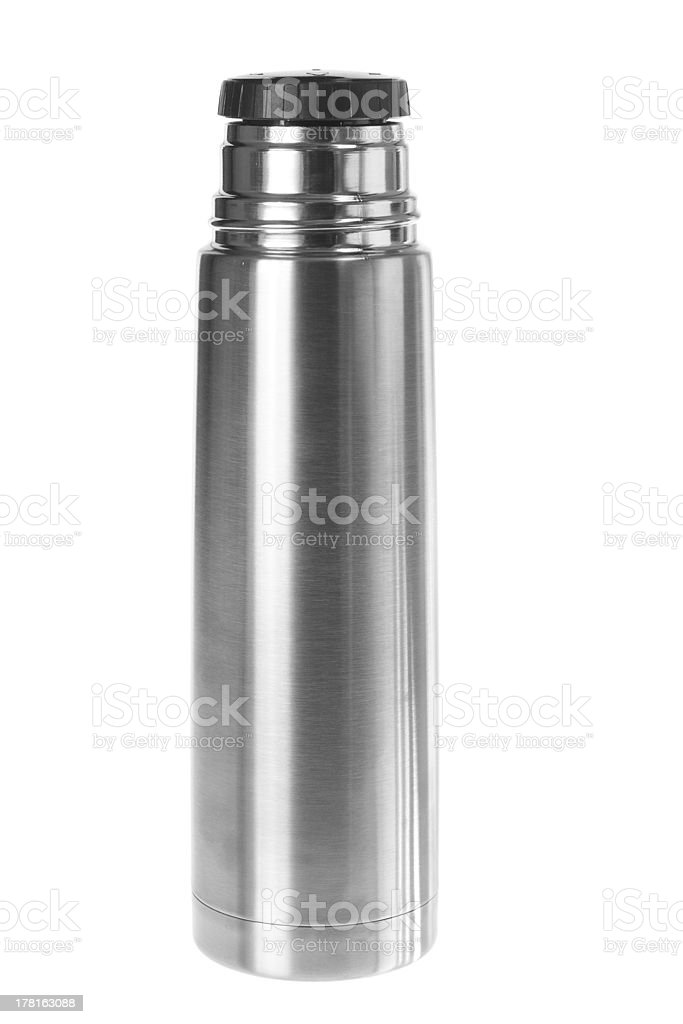 Vacuum Flask royalty-free stock photo