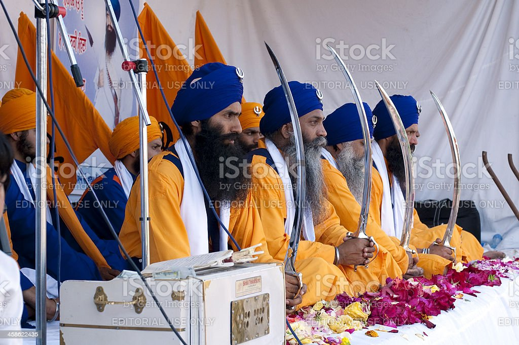 Vaisakhi Festival royalty-free stock photo