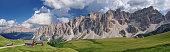 Val de Longiaru' Panorama (Dolomites - Italy)